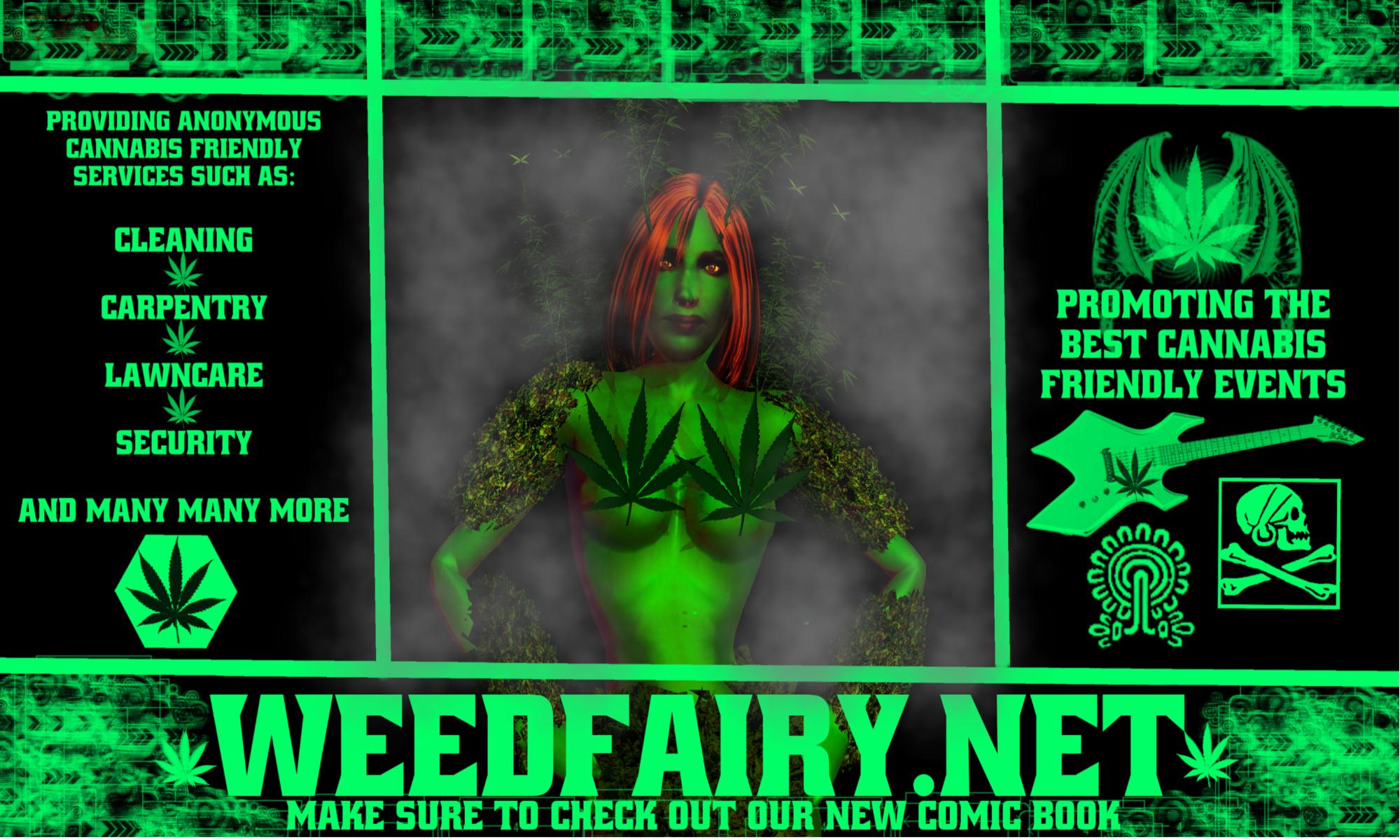 WeedFairy.net